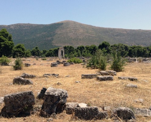 The Asklipieio, Greece